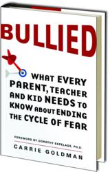 Jacket Image - Bullied by Carrie Goldman